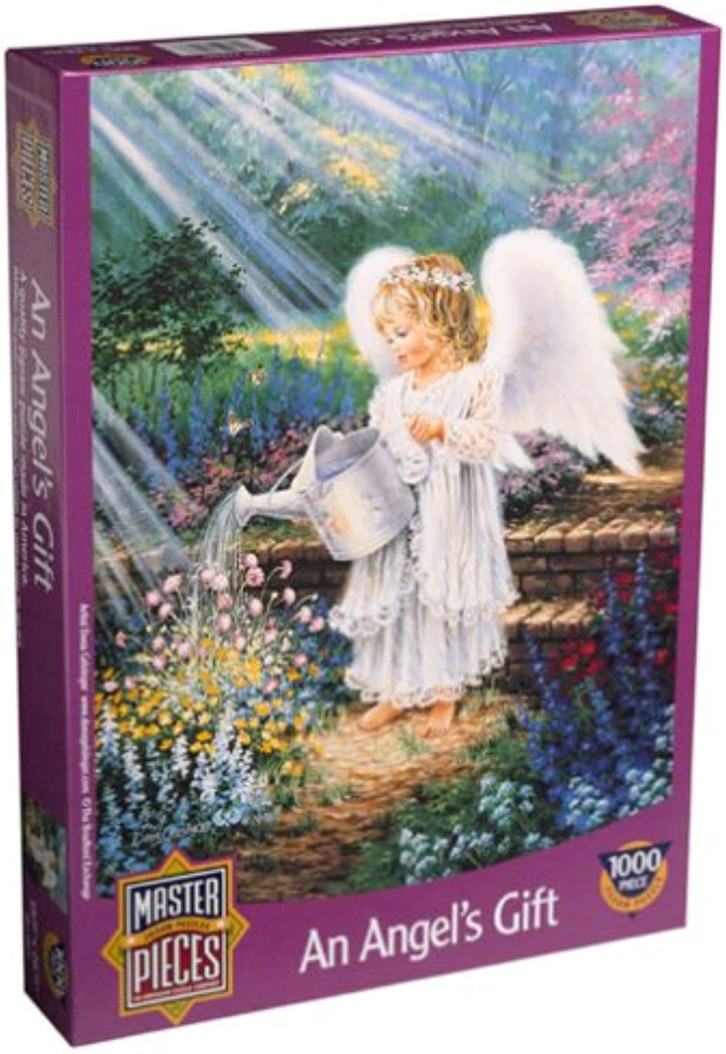 Angel's Gift 1000 Piece Puzzle