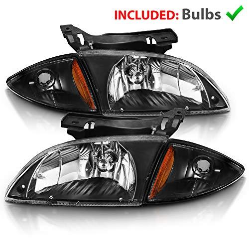 01 cavalier headlight assembly - 1