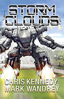 Storm Clouds (The Guild Wars Book 1) by [Chris Kennedy, Mark Wandrey]