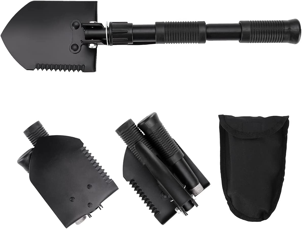 Military Folding Shovel is Used Camping Gard Special price for Ranking TOP15 a limited time Cross-Country