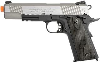 KWC 1007240 Colt 1911 Rail Pistol Co2 Full Metal Blowback-Two Tone