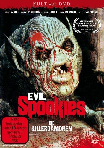 Evil Spookies - Die Killerdämonen