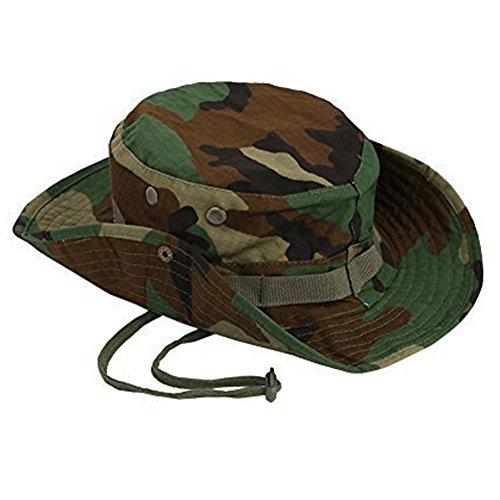 Daliuing Sombrero de Pescador al Aire Libre Cap Visera Sombrero de Cuc