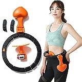 Cheekbonny Sport Portable cerceaux Yoga Taille Exercice Cerceau Ventre...