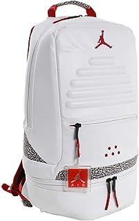 Nike Air Jordan Retro 3 III White Backpack Bookbag