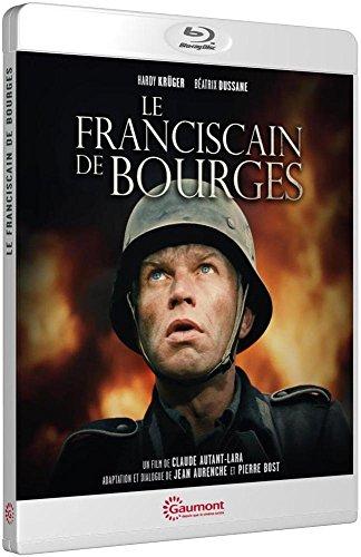 Le Franciscain de Bourges [Francia] [Blu-ray]