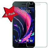 Granadatech [Pack-2] Cristal Templado para HTC One A9S [No Cubre el Borde Biselado] Protector de Pantalla, Calidad HD, Grosor 0,3mm, Alta Resistencia a Golpes 9H - Sin Burbujas