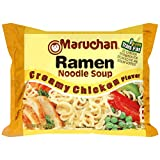 48 single packs per order easy preparation ramen noodle soup
