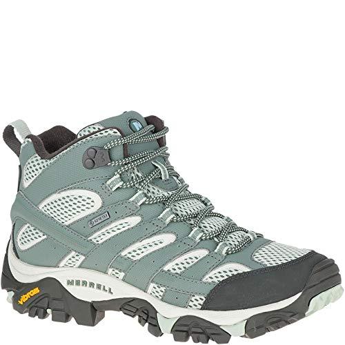 Merrell Moab 2 Mid GTX - Zapatos de senderismo para mujer