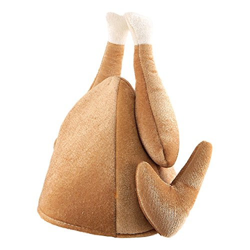 Cappello Fancy Dress Xmas Turkey