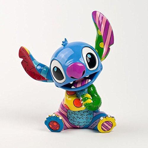 Enesco Disney by Britto Stitch Stone Resin Figurine