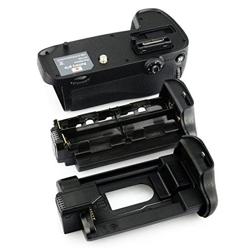 DSTE - Batería para empuñadura de cámara Nikon D7100 (equivalente a MB-D15)