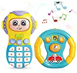 Smart Phone Cordless Feature Mobile Phone Toys Best Mobile Phone for Kids Flip Mobile Phone Small...