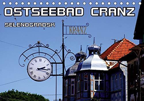 Ostseebad Cranz Selenogradsk (Tischkalender 2020 DIN A5 quer): Das neue Gesicht des alten Seebades Cranz (Monatskalender, 14 Seiten ) (CALVENDO Orte)