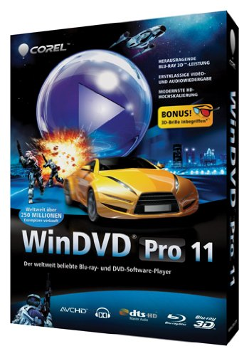 Preisvergleich Produktbild Corel WinDVD Pro 11