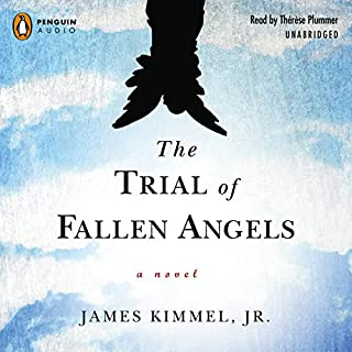 The Trial of Fallen Angels audiobook cover art