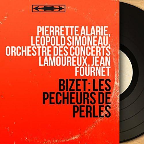 Pierrette Alarie, Léopold Simoneau, Orchestre des Concerts Lamoureux, Jean Fournet
