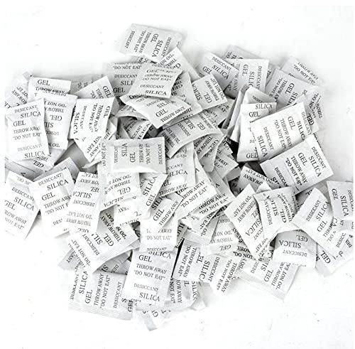 DI Essiccanti Deumidificatori Bustine di gel di silice forte (5gm, confezione da 80)