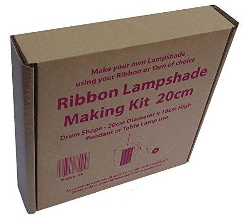Needcraft Ruban pour kit de Fabrication d'abat-Jour 20 cm