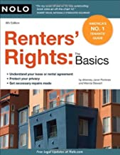 Renters' Rights: The Basics by Attorney Janet Portman (2009-03-31)