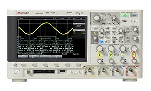 KEYSIGHT DSOX2014A Osciloscopio de 100 MHz, 4 canales analógicos