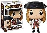 YDDM Figuras de Vinilo Baratas Funko-Pop-Toys Piratas del Caribe Jack Sparrow # 273 Barbossa # 173 Davy Jones # 174 Elizabeth Swann Salazar-con Caja