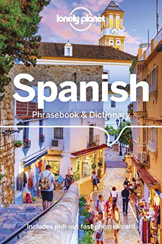 Lonely Planet Spanish Phrasebook & Dictionary 8