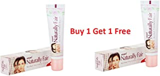 Emami Naturally Fair Herbal Fairness Cream - 50ml (Buy 1 Get 1 Free)