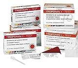 CLEARTEST 2470448 - Confezione da 5 test rapidi Troponin I