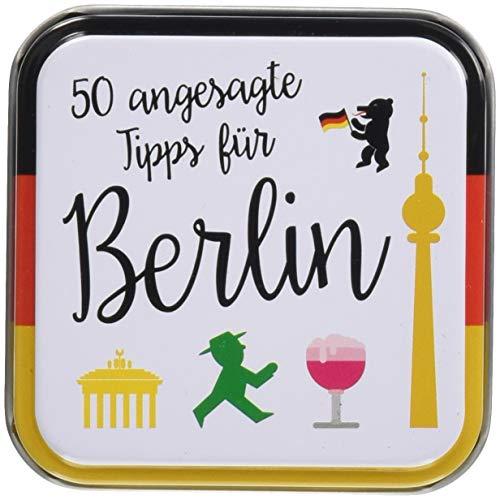 50 angesagte Tipps für Berlin   Metropolen entdecken   Reiseführer im handlichen Format: 50 Inspirationen für den nächsten Städtetrip! (50 angesagte ... Inspirationen für den nächsten Städtetrip!)