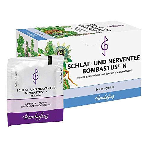 SCHLAF- UND NERVENTEE Bombastus N Filterbeutel 20X2.0 g