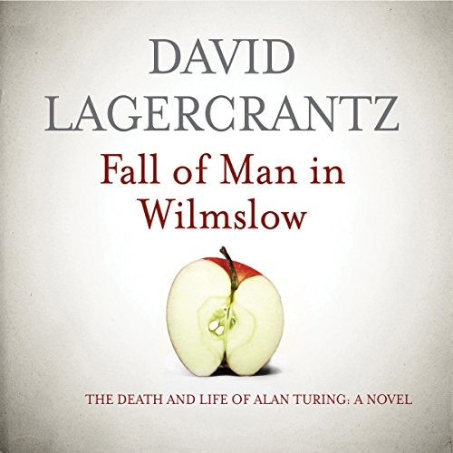 Fall of Man in Wilmslow audiobook cover art