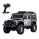 Goolsky HB-ZP1002 Remote Control Car 1:10 RC Car Large Size Racing Vehicle 4WD RC Crawler 2.4G Offroad RC Car RTR