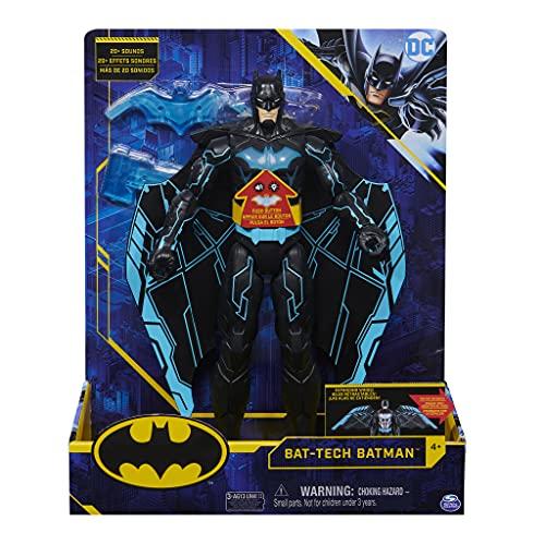 BATMAN Rapid Change Belt Personaggio Deluxe, con Cintura e Armi Intercambiabili da 30 cm, dai 4 Anni, 6055944 - Amazon Vine