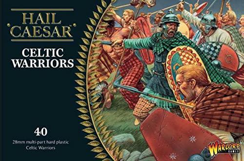 Pack Of 40 Celtic Warrior Miniatures