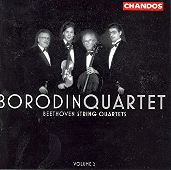 Beethoven: String Quartets, Vol. 2: String Quartets Nos. 8 and 10