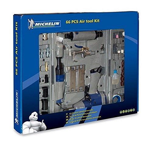 Michelin 6010970000 - Kit de herramientas neumáticas 66 piezas
