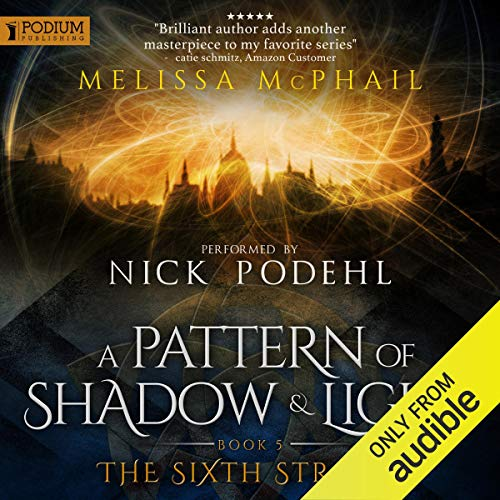 The Sixth Strand audiobook cover art