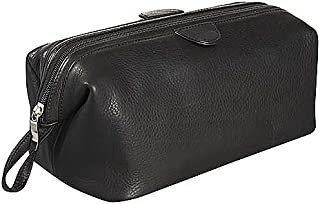 Osgoode Marley Cashmere Leather Facile Top Travel Kit