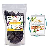 🌶️ ANCHO CHILES DRIED WHOLE CHILE PEPPERS - 4.25 oz. weight in resealable bag 🌶️ FROM MEXICO - Essential for authentic Mexican Cuisine 100% Natural from Mexico 🌶️ HAND SELECTED - Ancho chilies hand selected and hand packed in our gourmet spice shop 🌶...