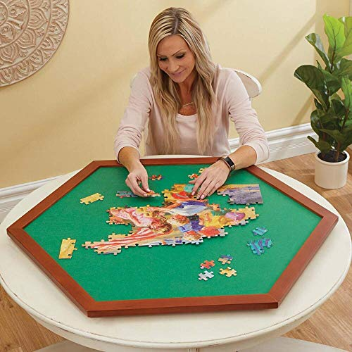 Puzzle Magic Rotating Puzzle Table Top Accessory