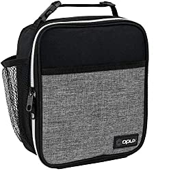powerful Insulated lunch OPUX Premium | Soft-sealed school lunch bag for kids, boys and girls |…
