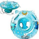 goushy bambino salvagente, salvagente mutandina bambini, piscina salvagente piscina galleggiante neonato, salvagente gonfiabile per bambini neonati 6-36 mesi