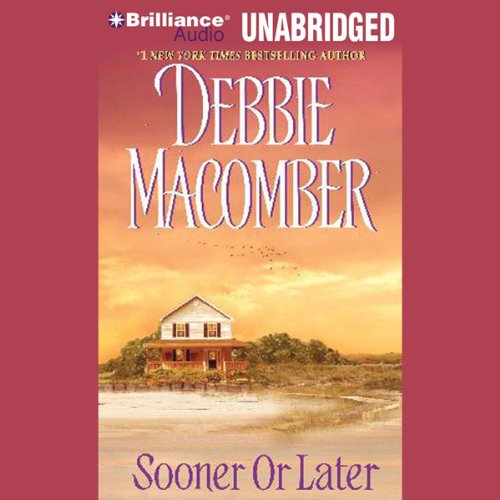 Sooner or Later audiobook cover art