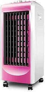 Ventilador de aire acondicionado Ali doméstico Tipo frío Individual Refrigerador de Aire Humidificador Refrigeración 70w con Silencio, Material de ABS, Tanque de Agua Grande de 4 litros