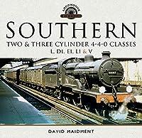Southern Maunsell 4-4-0 Classes L, D1, E1, L1 and V (Locomotive Portfolios)