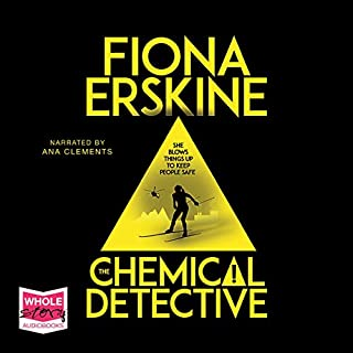 The Chemical Detective     Jacqueline Silver Adventures, Book 1              By:                                                                                                                                 Fiona Erskine                               Narrated by:                                                                                                                                 Ana Clements                      Length: 14 hrs and 21 mins     Not rated yet     Overall 0.0