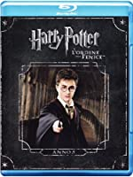Harry Potter E L'Ordine Della Fenice (Blu-Ray+E-Book) [Italian Edition]