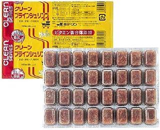 クリーンブラインシュリンプ 100g 1枚 冷凍飼料 キョーリン エサ スリーステップ殺菌・ビタミン含有冷凍フード