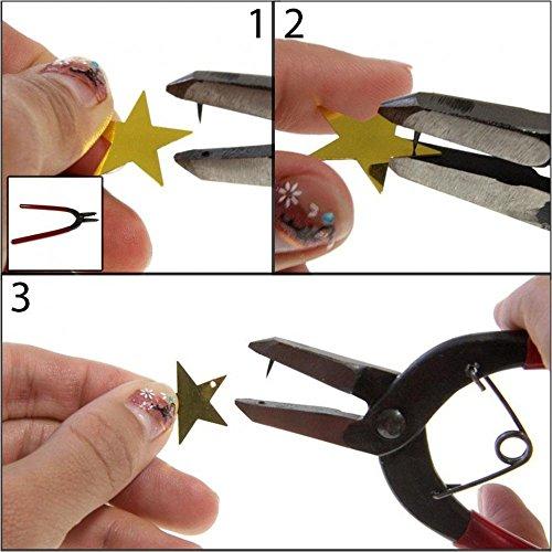 Emorias 1/PCS Diamant Corail Perle Broche Boucle exquise /écharpe Pin Clip Pince Broche de Femme /à la Mode Bijouterie Accessoires